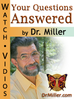 Ask Dr. Miller Your Questions About Stress Management, Anxiety Relief, Insomnia, Depression image