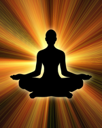 Meditation graphic