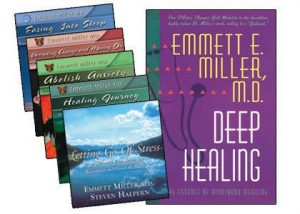 Deep Healing: Your Personal Wellness Suite CDs