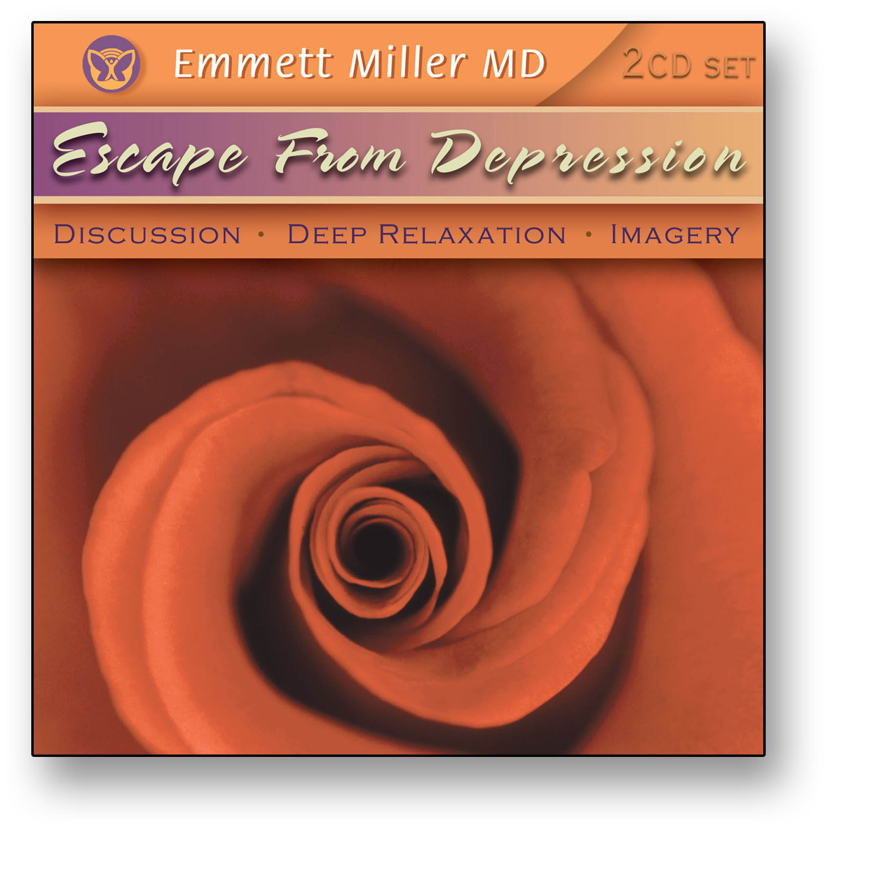 Escape From Depression (MP3 Download) - Self Hypnosis