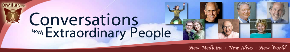 Conversations with Extraordinary People Header